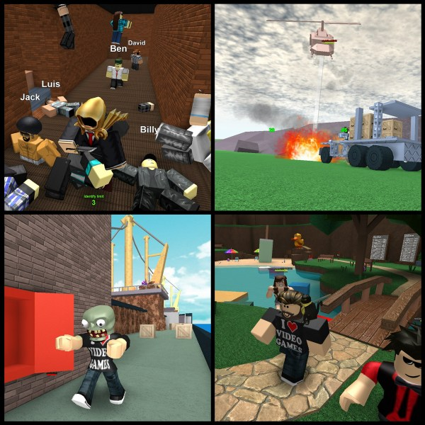 The Top Games of the Summer   Roblox Blog Top games of summer 2014