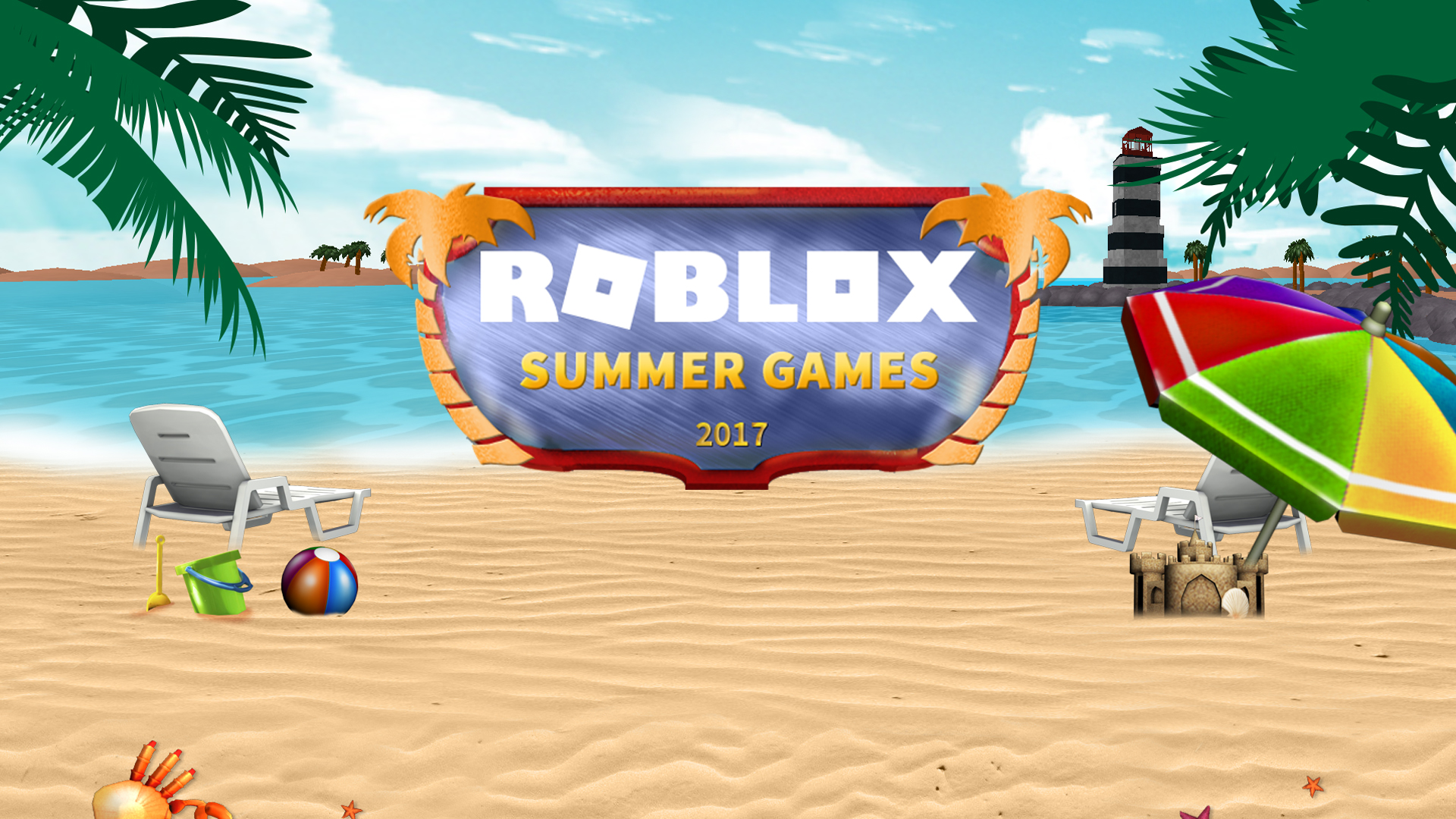 Hang out on the Beach for the Roblox Summer Games   Roblox Blog