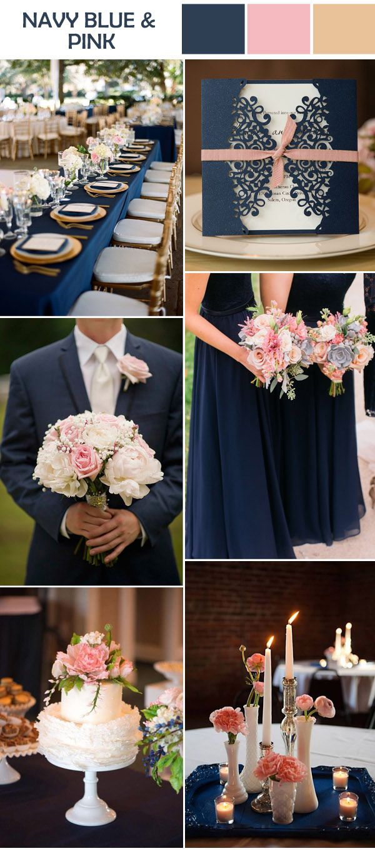 5 Super Elegant Formal Wedding Colors For 2017 Brides