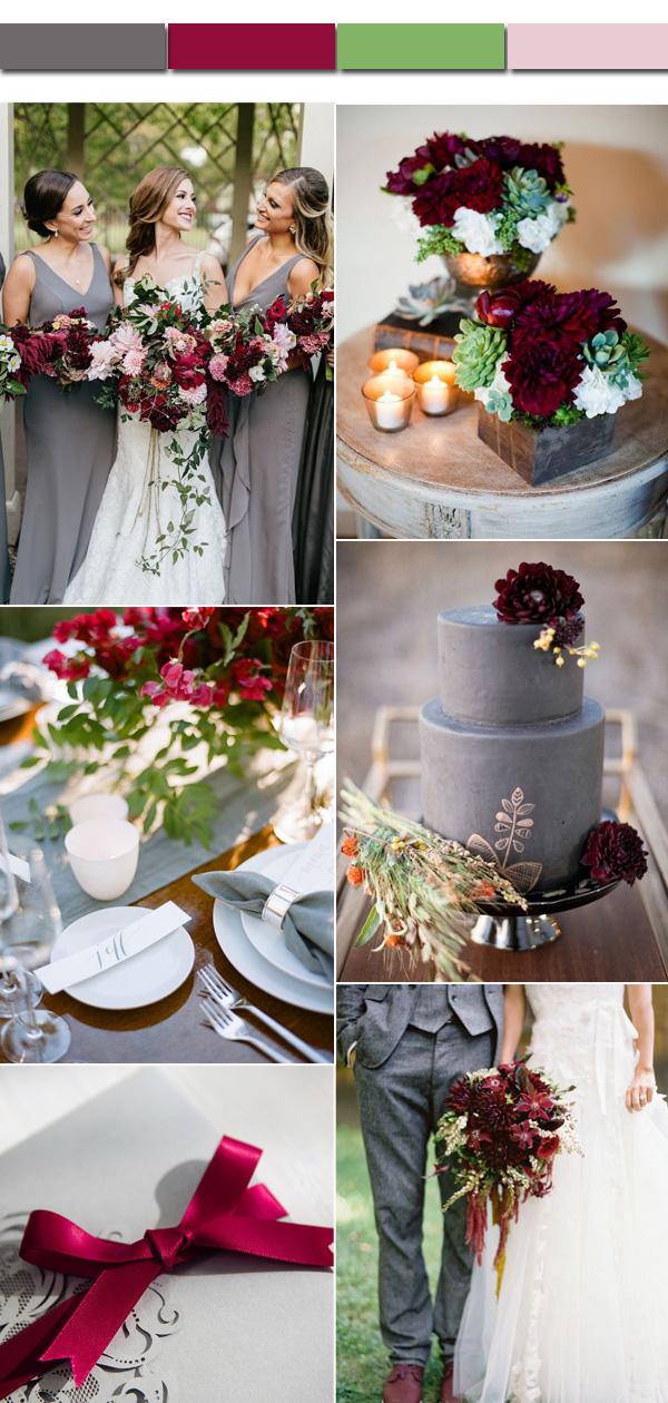 Fall Wedding Themes 2017