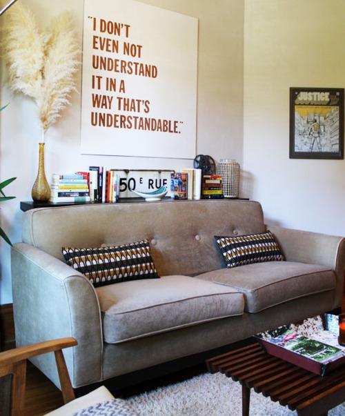 12 Einrichtungstipps, die überall gut funktionieren Sweet Home