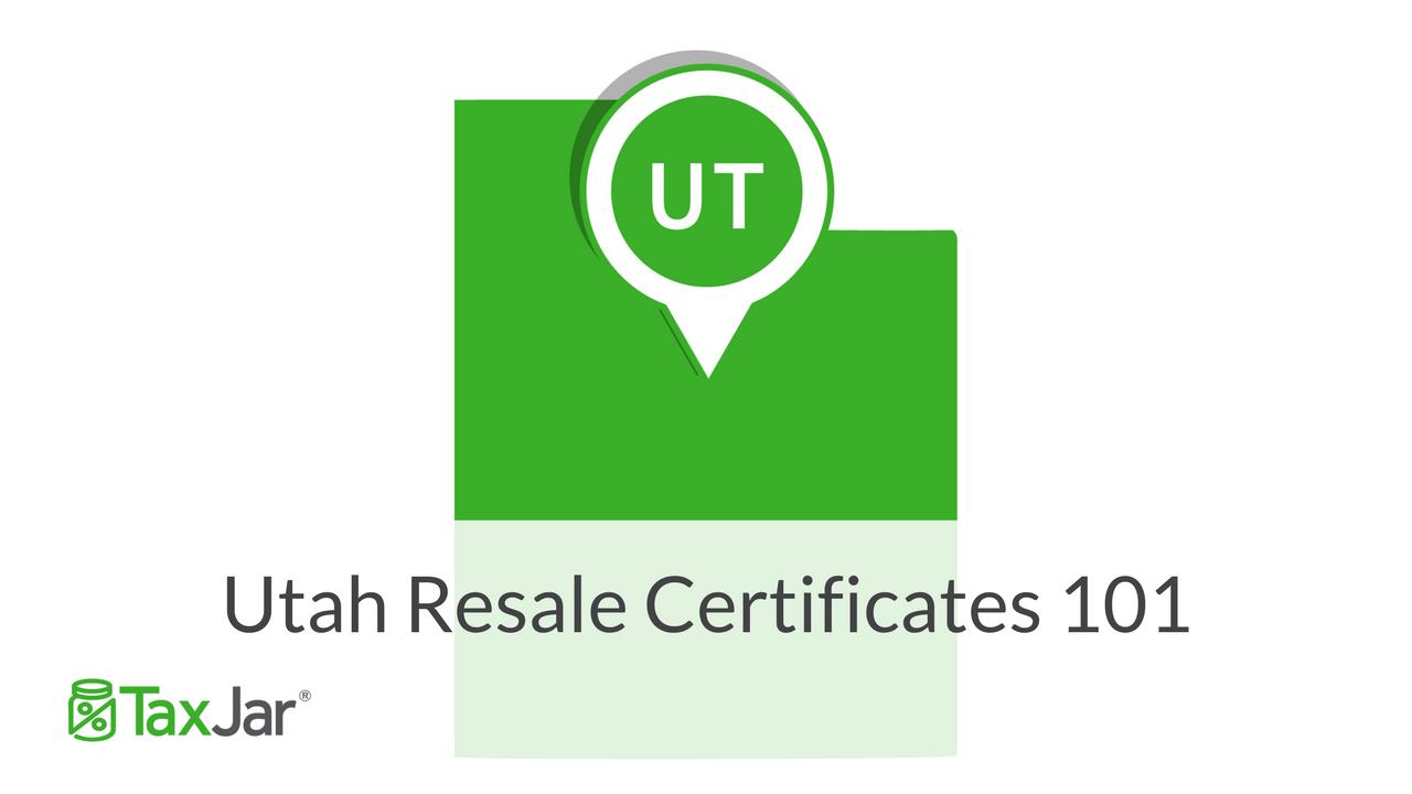 Wisconsin Resale Certificate