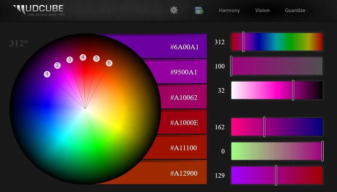 60 Color Palette Generators For Web Designing