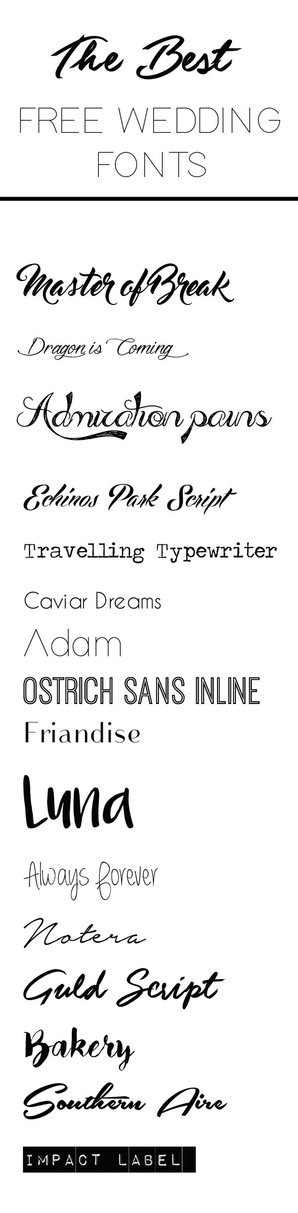 free wedding fonts # 39