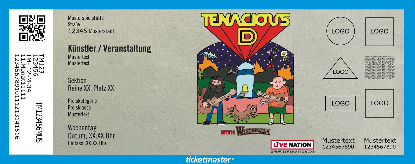 Tenacious D Deutschland-Konzerte 2020: Presale startet ...