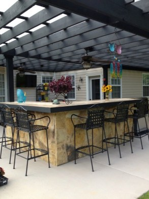 Outdoor Bar Stools for Patio and Bar
