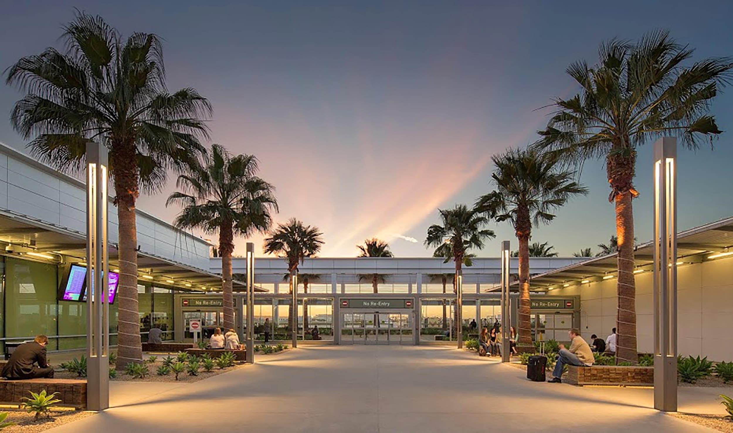 long beach airport - HD1800×1200