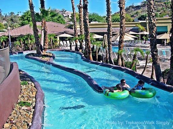 Water Resort Hilton Slide Squaw Pointe Peak