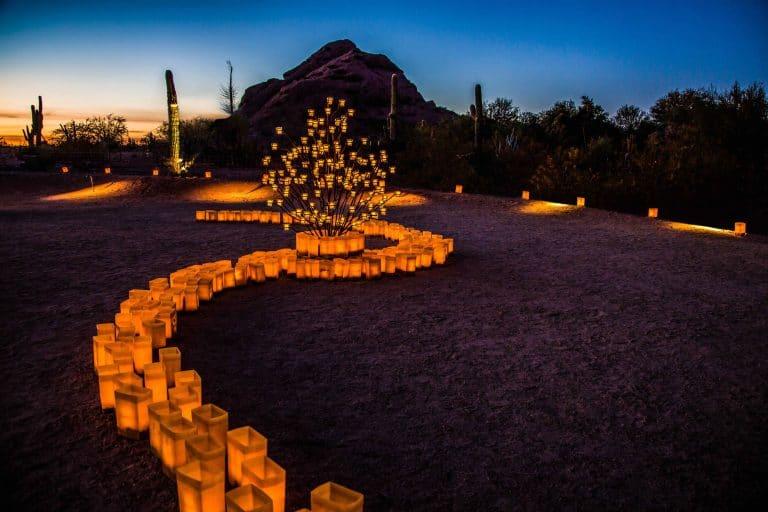 Christmas Flagstaff Arizona