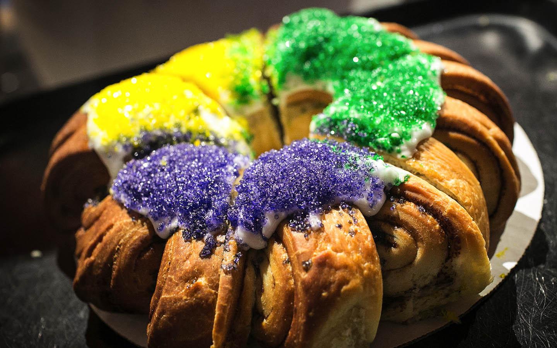 Baby Cakes Mardi Gras