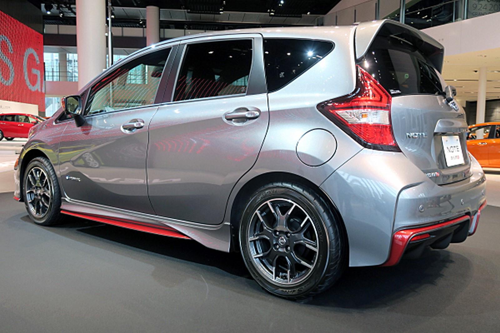 2017 Nissan Note E Power Nismo