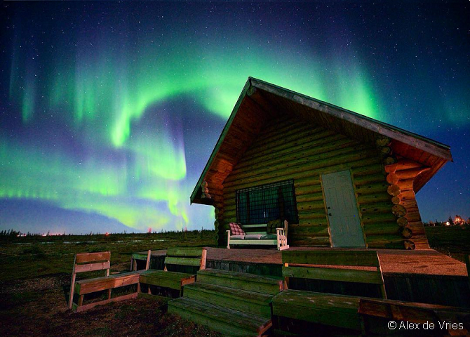 Northern Lights Alberta