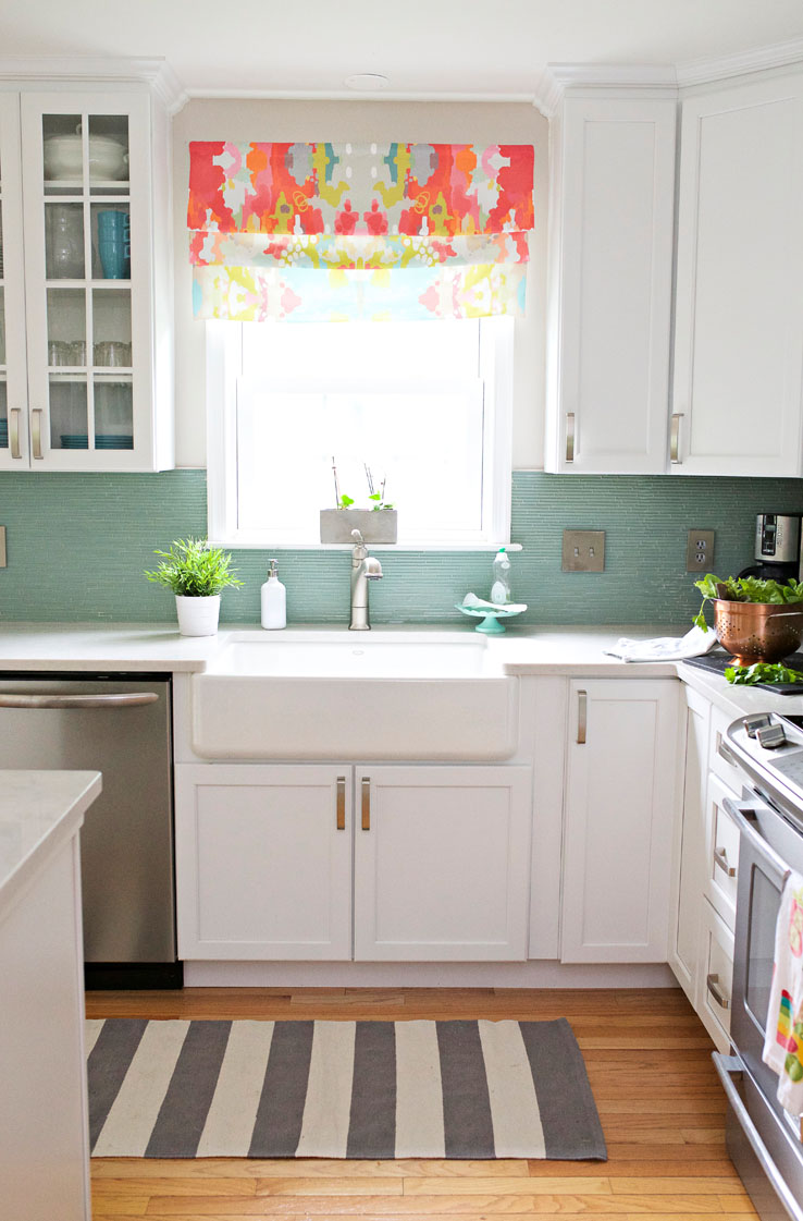 west elm mouse house kitchen before after