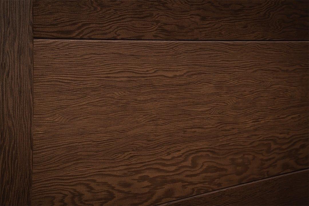 Metal That Looks Like Walnut Wood T 8 Plankwall 174 V