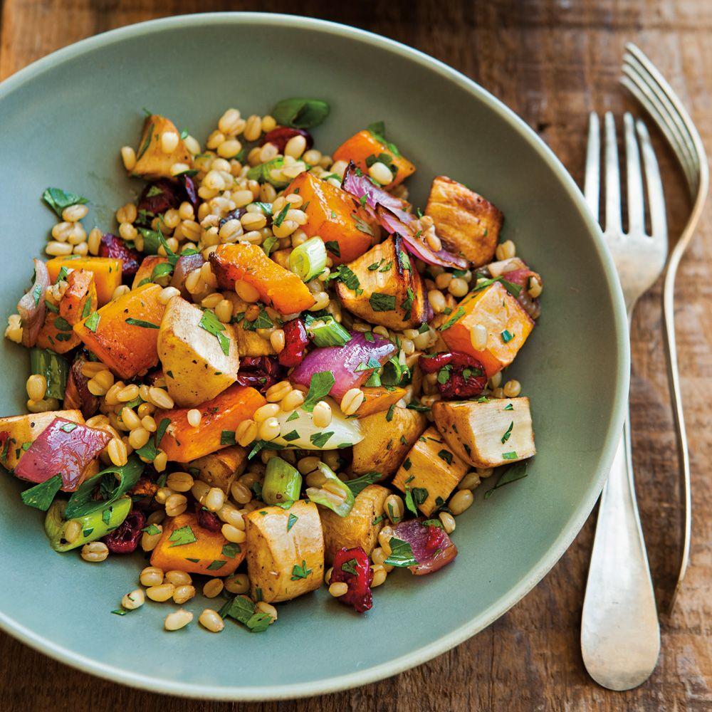 Make Ahead Roasted Root Vegetables