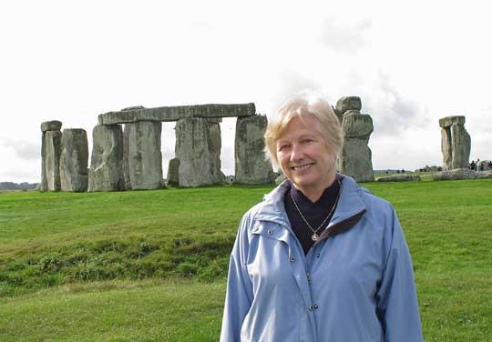 How They Rebuilt Stonehenge