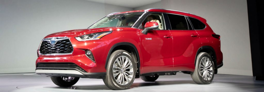 When Will The 2020 Highlander Arrive At Alamo Toyota