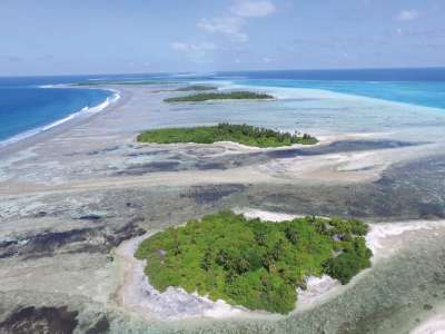 Not all coral reef islands may disappear with rising seas ...