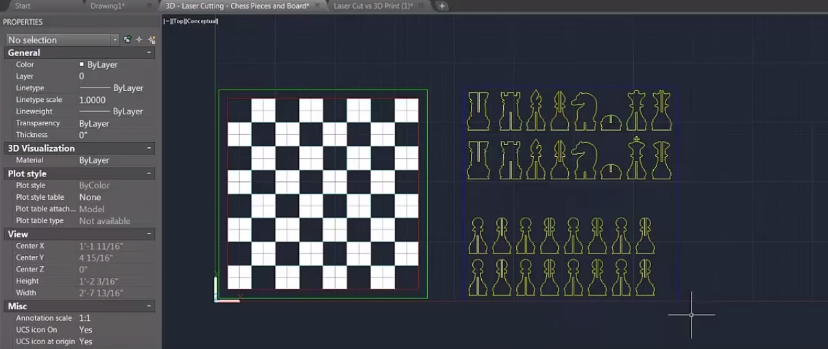 Set Own Your Chess Build