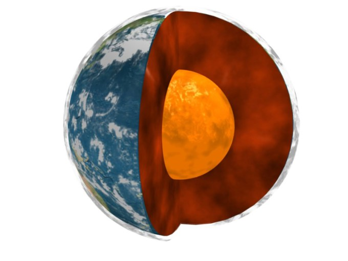 The Center of the Earth Is as Hot as the Sun   Smart News   Smithsonian 1 800 degrees warmer than we previously thought  the Earth s core is super  hot