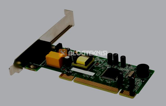 Contoh Modem Internal for PC