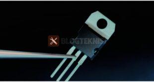 memahami transistor dan jenis-jenisnya