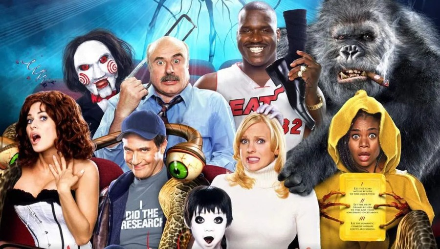Anna Faris Pretty Much Says She Won t Be In  Scary Movie 5    Bloody     The