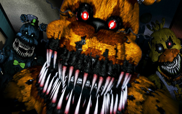 Five Nights at Freddy s Live Event Scares Fans Senseless Share      Tweet