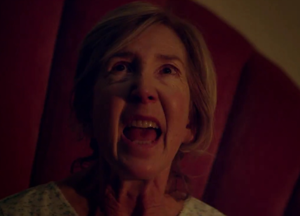 Watch the Opening Scene from Lin Shaye Movie  The Black Room     Share      Tweet