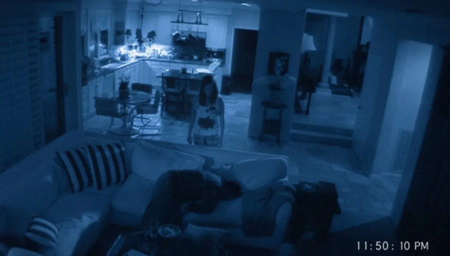 Paranormal Activity 2  Brilliantly Turned a Simple Story into a     Editorials