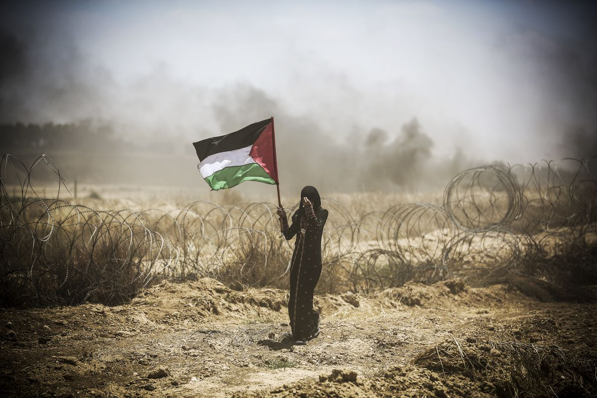 Palestine & the Struggle for Human Dignity – March For Justice