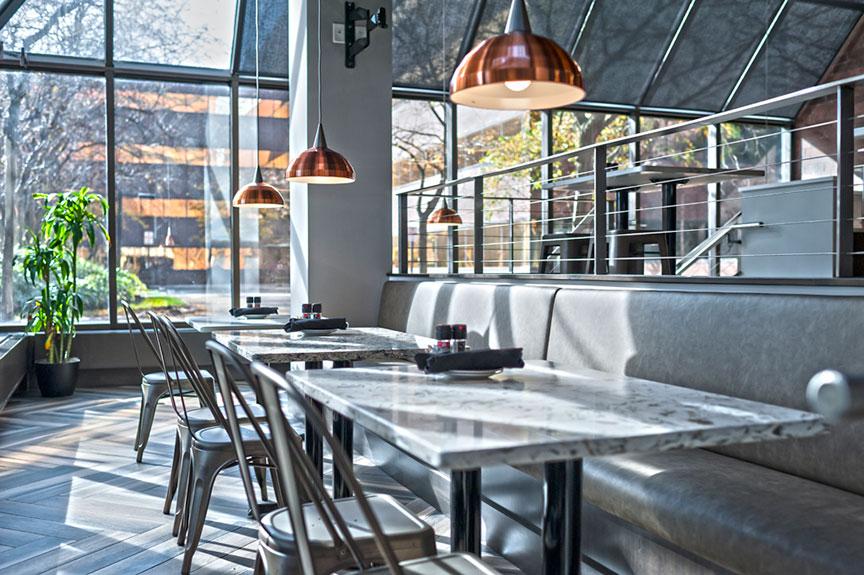 Restaurants Closest Xcel Energy Center