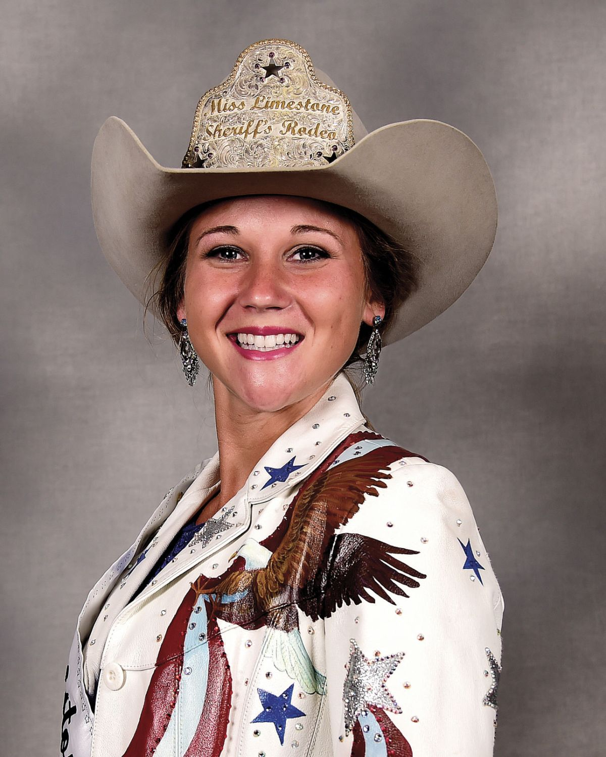 Roping Them In Limestone Rodeo Queen Aims To Win Usa
