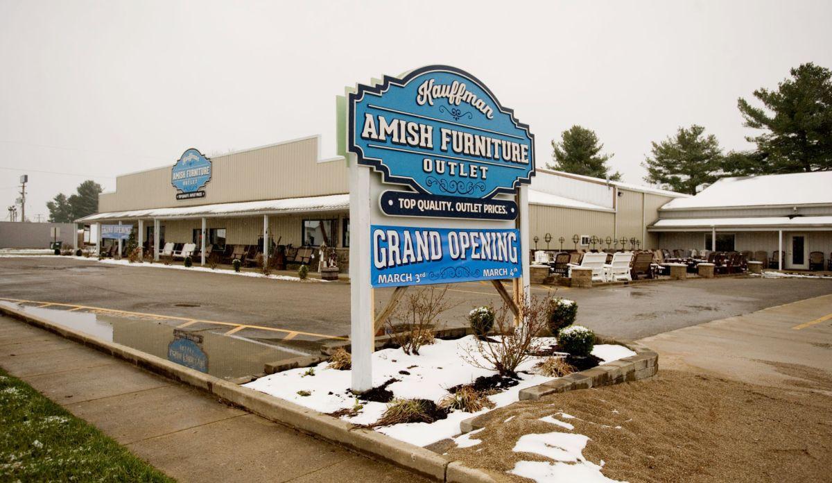 Local Amish Furniture Stores