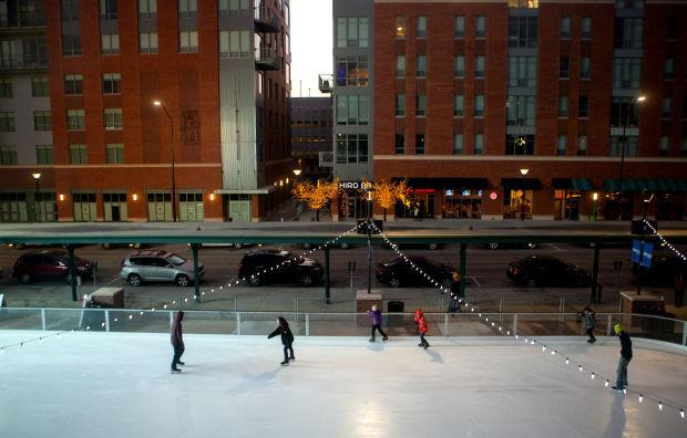 Rink Rail Ne Lincoln Ice Yard
