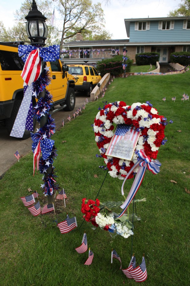 Family remembers Dyer soldier as giving, fun : Dyer ...