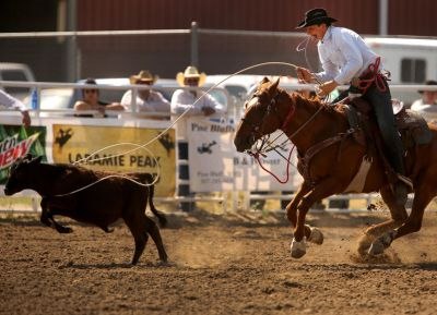Saturday S Wyoming High School State Finals Rodeo Results