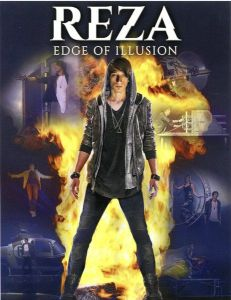 Tickets on sale now for REZA Edge of Illusion in Indiana Theatre     Tickets on sale now for REZA Edge of Illusion in Indiana Theatre   Bash  Arts   Entertainment   tribstar com