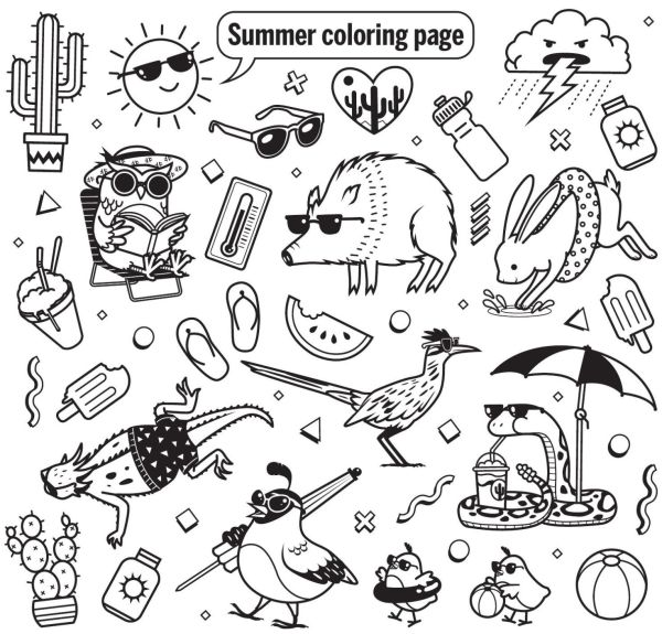 coloring pages # 34