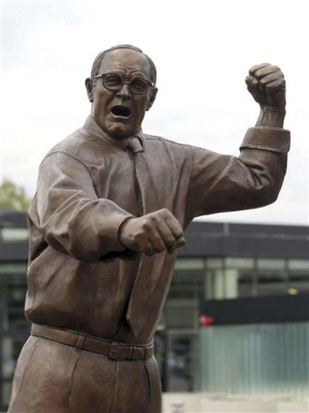 Photos Dan Gable Statue Unveiled April 18 2012