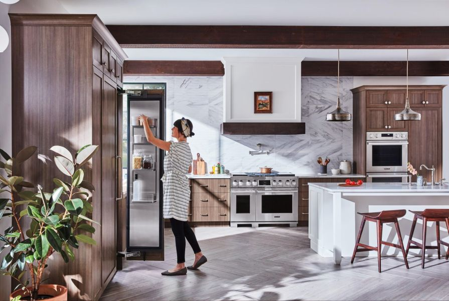5 hot trends for kitchen design   Home   wcfcourier com kitchen trend 1
