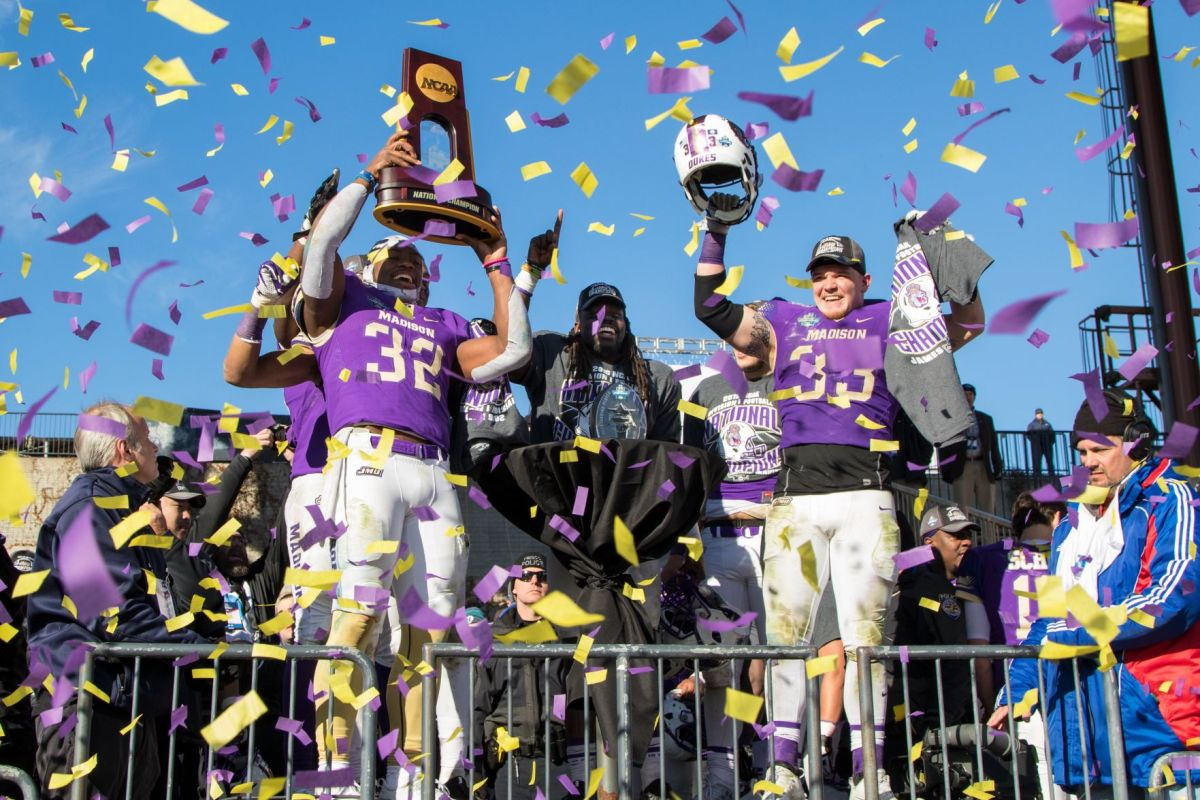 University Lacrosse Trophy