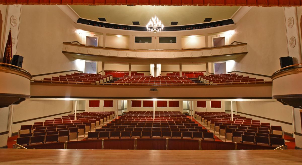 From City Offices To Vaudeville Acts The Dothan Opera