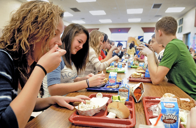 Best School Lunch Menus