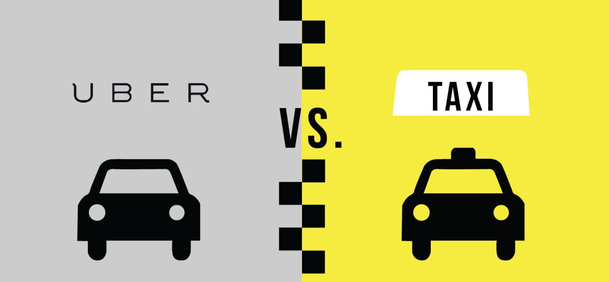 Uber Light Sign