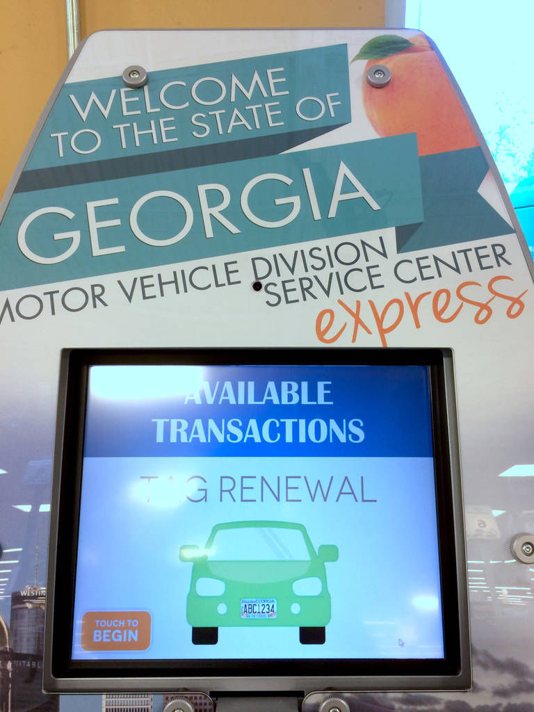 Fulton County Vehicle Registration Renewal Online