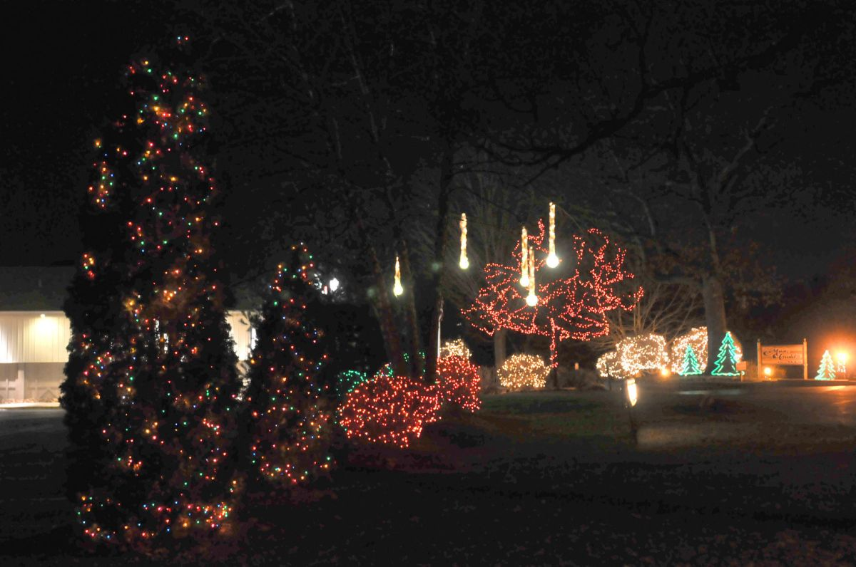 Christmas Light Display Quad Cities