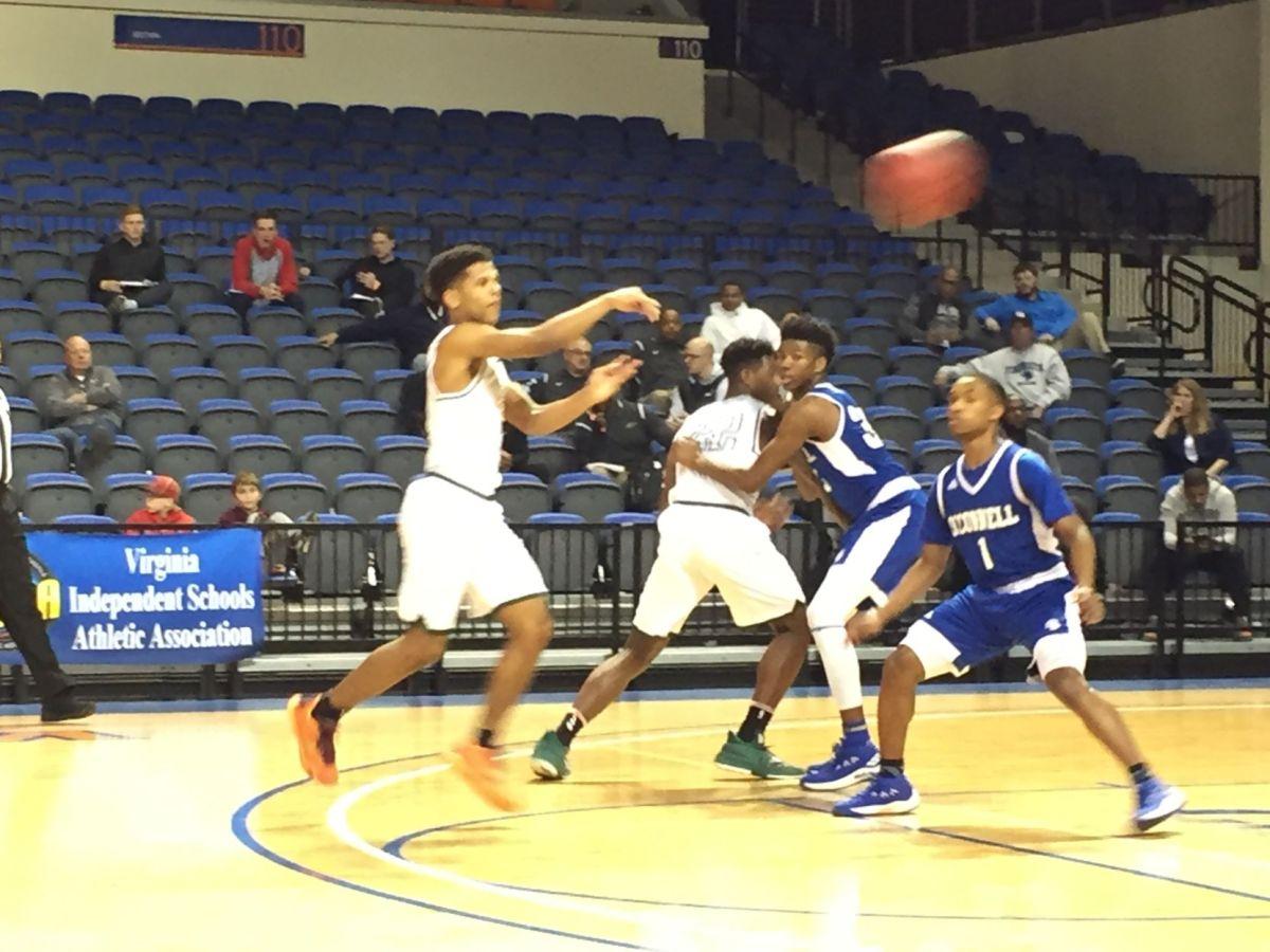 Clarke Va Tech Basketball