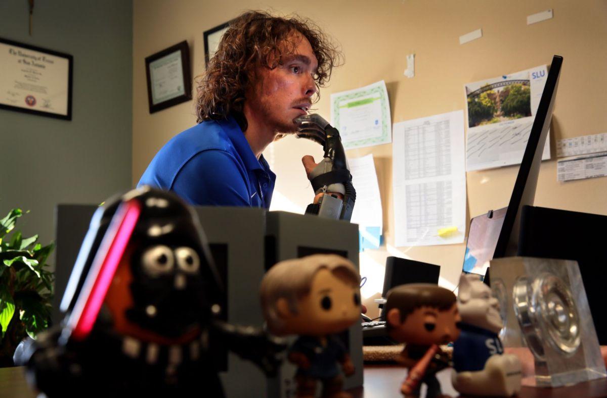 Chimp attack survivor starts new trauma care program at SLU   Metro   stltoday.com
