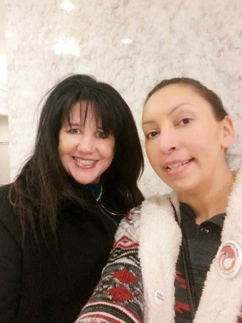 Mccabe S Bill To Identify Missing Native American Women